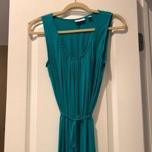 NY&Co. Teal Dress